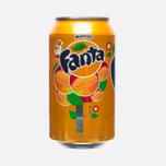 Газированная вода Fanta Mango 0.35l фото- 1