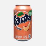 Газированная вода Fanta Peach 0.35l фото- 0