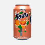 Газированная вода Fanta Peach 0.35l фото- 1