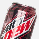 Газированная вода Mountain Dew Code Red 0.35l фото- 1