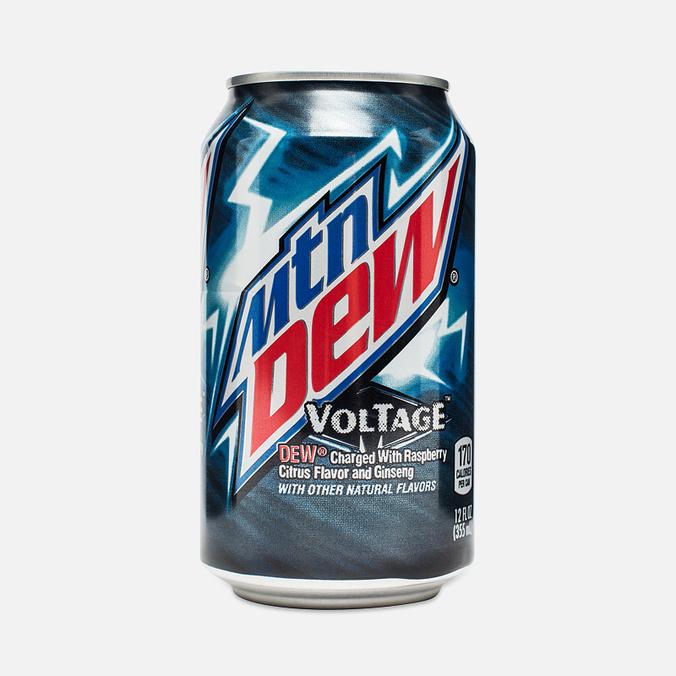 Газированная вода Mountain Dew Voltage 0.35l