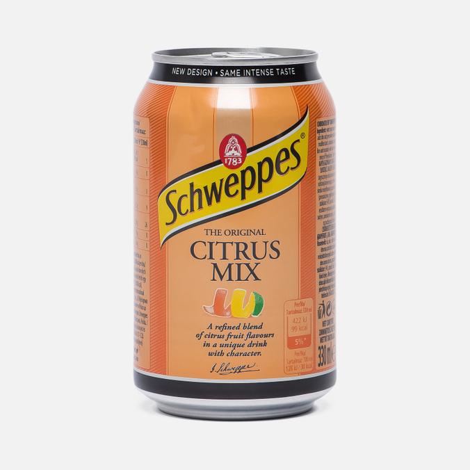 Газированная вода Schweppes Citrus Mix 0.35l