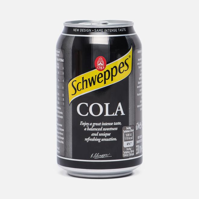 Газированная вода Schweppes Cola 0.35l