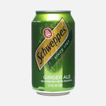 Газированная вода Schweppes Ginger Ale 0.35l фото- 0