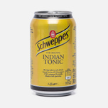 Газированная вода Schweppes Indian Tonic 0.35l фото- 0