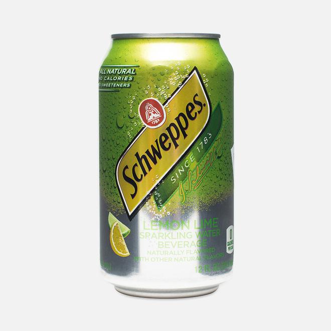Газированная вода Schweppes Lemon Lime 0.35l