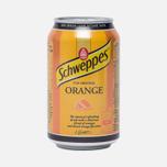 Газированная вода Schweppes Orange 0.35l фото- 0