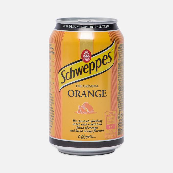 Газированная вода Schweppes Orange 0.35l