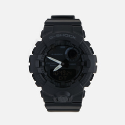 Наручные часы CASIO G-SHOCK GBA-800-1A G-SQUAD Series Black/Black