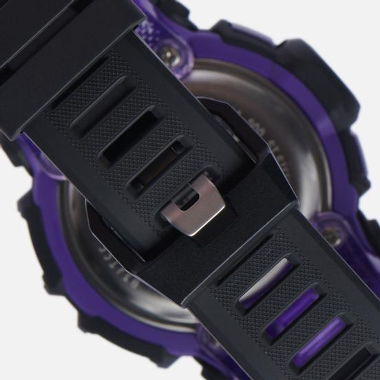 Наручные часы CASIO G-SHOCK GBA-900-1A6ER Black/Purple