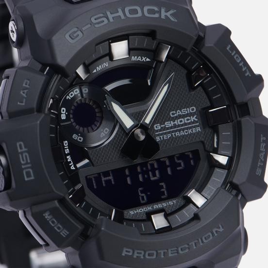 Наручные часы CASIO G-SHOCK GBA-900-1AER Black/Black