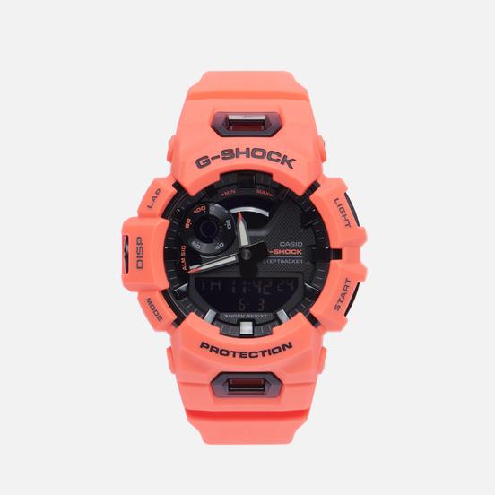 Наручные часы CASIO G-SHOCK GBA-900-4AER Neon Pink/Black