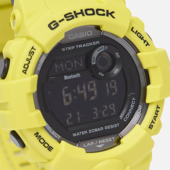 Наручные часы CASIO G-SHOCK GBD-800LU-9ER Neon Green/Black