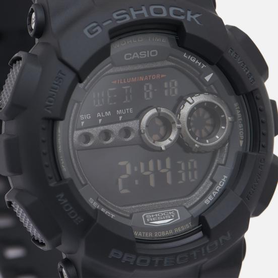 Наручные часы CASIO G-SHOCK GD-100-1B Black