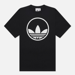 Мужская футболка adidas Originals Circle Trefoil Black