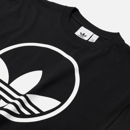 Мужская футболка adidas Originals Circle Trefoil Black