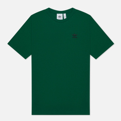 Мужская футболка adidas Originals Essential Dark Green