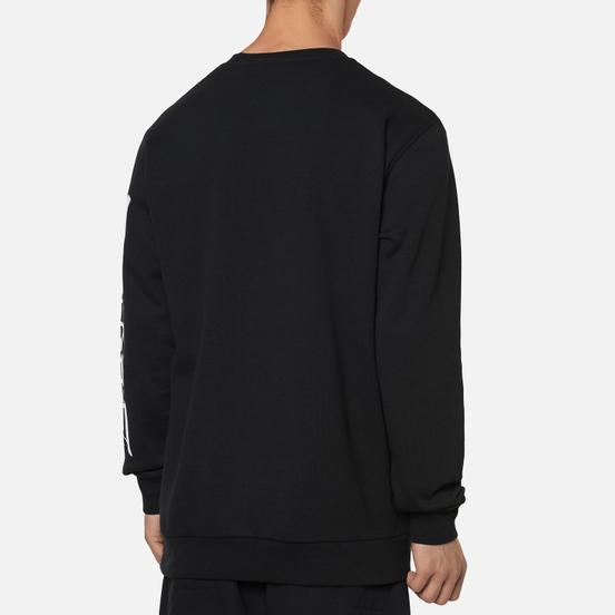 Мужская толстовка adidas Originals Torsion Crew Black