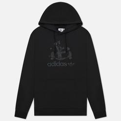 Мужская толстовка adidas Originals Goofy Hoodie Black/Black