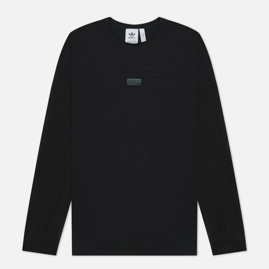 Мужской лонгслив adidas Originals Reveal Your Vocal D Graphic Black
