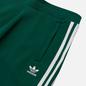 Мужские брюки adidas Originals 3-Stripes Fleece Dark Green фото - 1