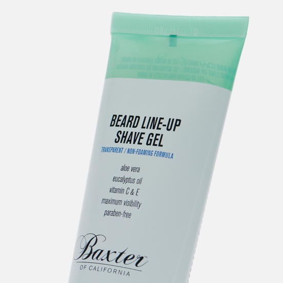 Гель для бритья Baxter of California Beard Line-Up 100ml