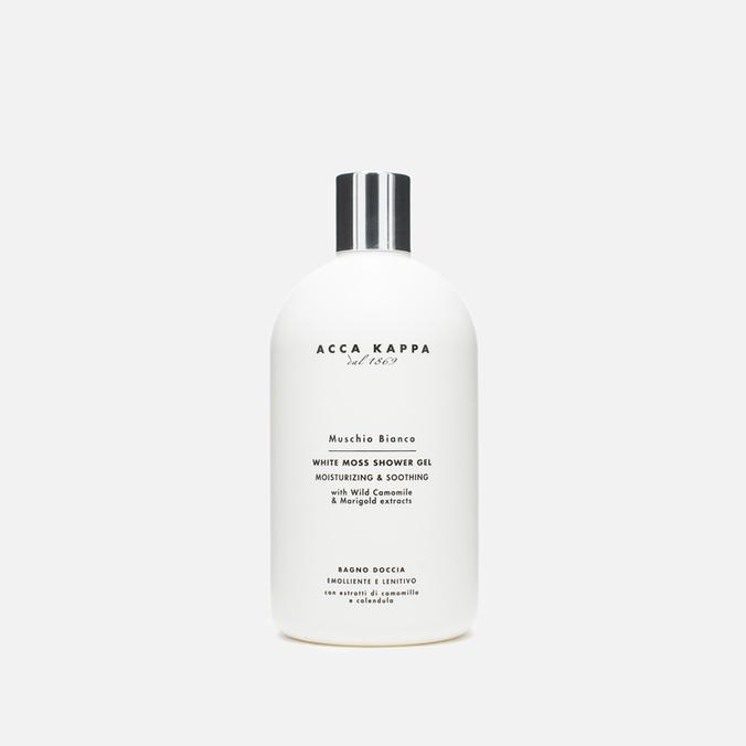 Acca Kappa White Moss Moisturizing & Soothing Shower Gel 500ml
