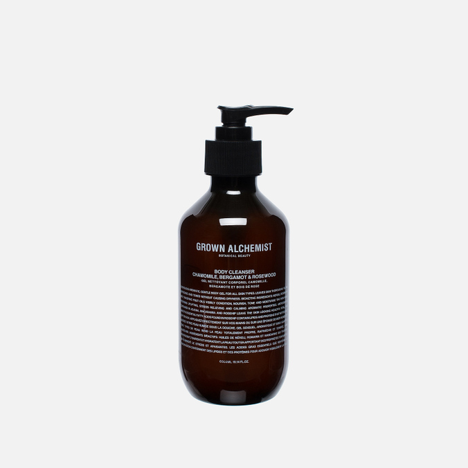 Гель для душа Grown Alchemist Chamomile/Bergamot & Rosewood 300ml