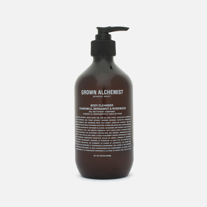 Гель для душа Grown Alchemist Chamomile/Bergamot & Rosewood 500ml