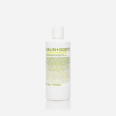 Гель для душа Malin+Goetz Bergamot 473ml