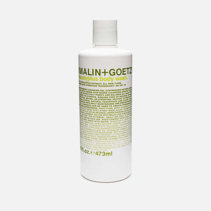 Гель для душа Malin+Goetz Eucalyptus 473ml