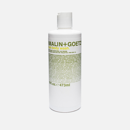 Гель для душа Malin+Goetz Rum 473ml