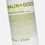 Гель для душа Malin+Goetz Rum 473ml фото- 2