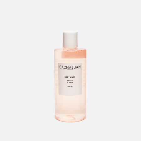 SACHAJUAN Ginger Flower Body Wash Shower Gel 300ml