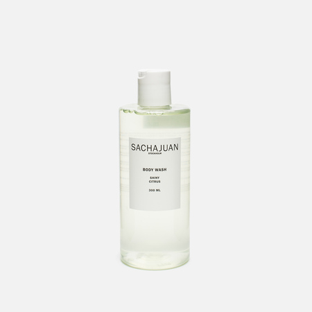 SACHAJUAN Shiny Citrus Body Wash Shower Gel 300ml