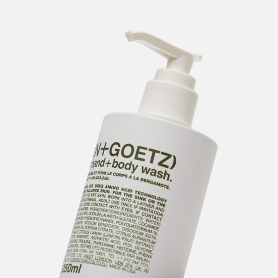 Гель-мыло Malin+Goetz Hand And Body Bergamot 250ml