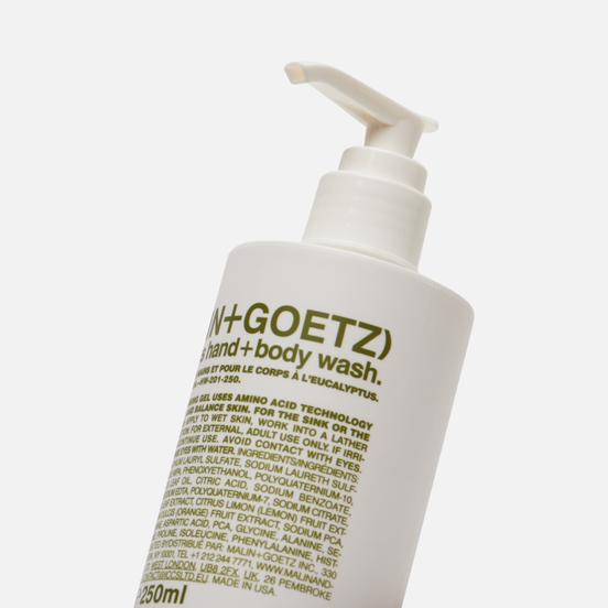 Гель-мыло Malin+Goetz Hand And Body Eucalyptus Medium