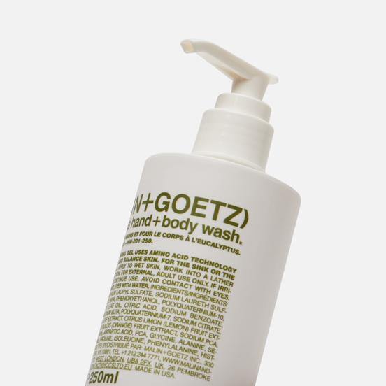 Гель-мыло Malin+Goetz Hand And Body Eucalyptus 250ml