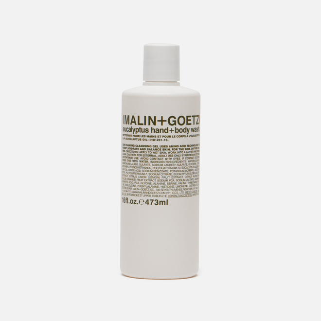 Гель-мыло Malin+Goetz Hand And Body Eucalyptus 473ml