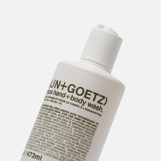 Гель-мыло Malin+Goetz Hand And Body Eucalyptus 473ml