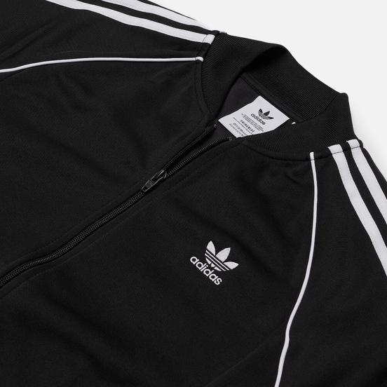 Мужская олимпийка adidas Originals Adicolor Classics Primeblue SST Black/White
