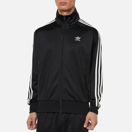 Мужская олимпийка adidas Originals Firebird Black/White
