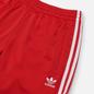 Мужские брюки adidas Originals Firebird Scarlet/White фото - 1