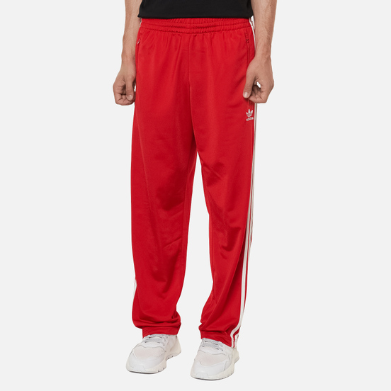 Мужские брюки adidas Originals Firebird Scarlet/White