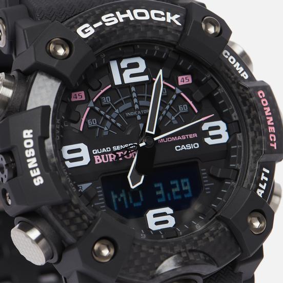 Наручные часы CASIO x Burton Mudmaster G-SHOCK GG-B100BTN-1AER Black/Black