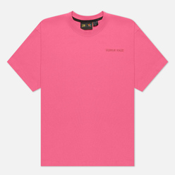Мужская футболка adidas Originals x Pharrell Williams Basics Semi Solar Pink