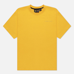 Мужская футболка adidas Originals x Pharrell Williams Basics Bold Gold