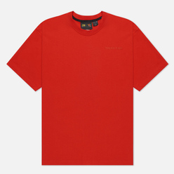 Мужская футболка adidas Originals x Pharrell Williams Basics Active Red