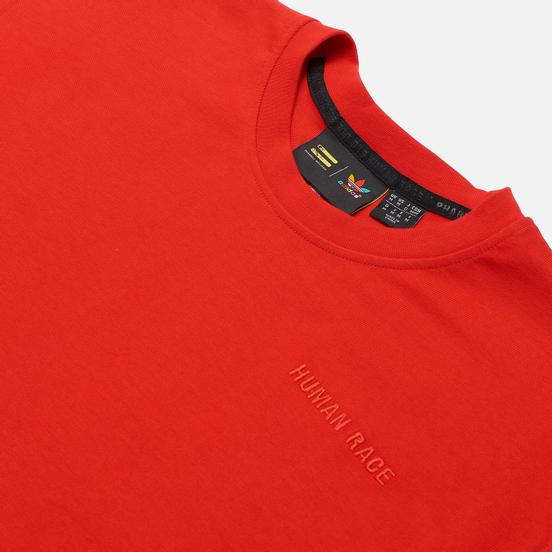 Мужская футболка adidas Originals x Pharrell Williams Basics Active Red