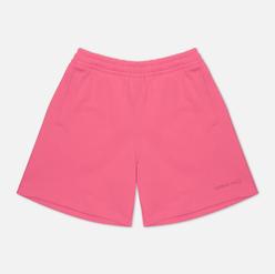Мужские шорты adidas Originals x Pharrell Williams Basics Semi Solar Pink